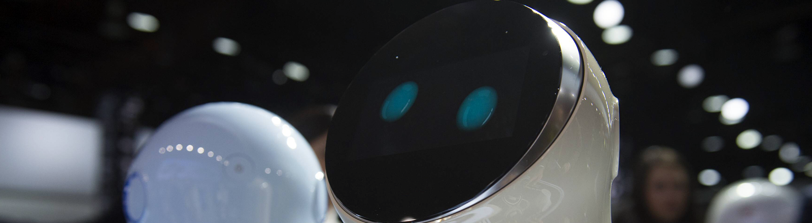 Der LG Hub Bot nutzt die Alexa-Technologie von Amazon