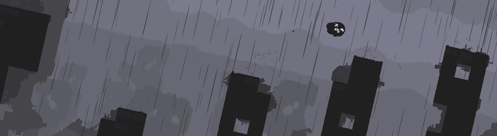 "Szene aus dem Spiel ""The End is Nigh""."