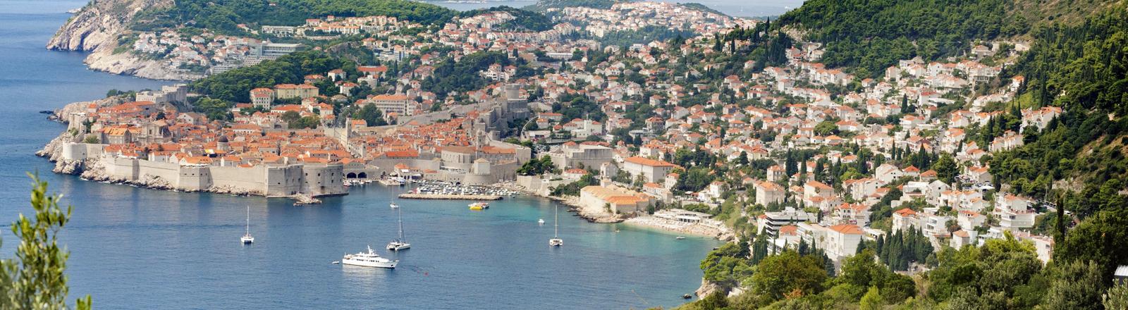 Dubrovnik ist Drehort von Game of Thrones.