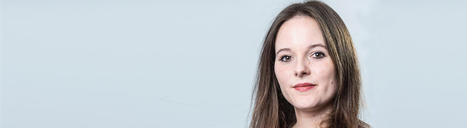 Jessica Rosenthal, stellvertrende Bundesvorsitzende der Jusos