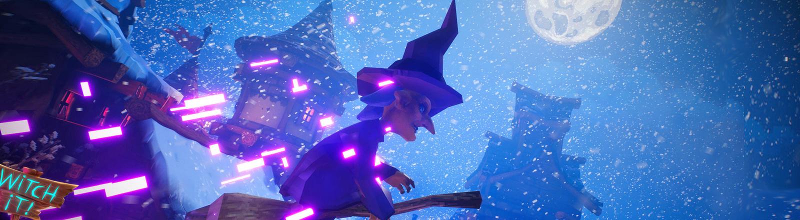 "Screenshot aus ""Witch It"""