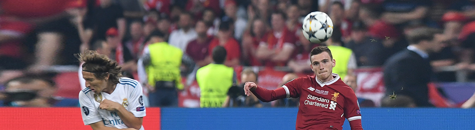 Fußball Champions League Finale Real Madrid - FC Liverpool am 26.05.2018