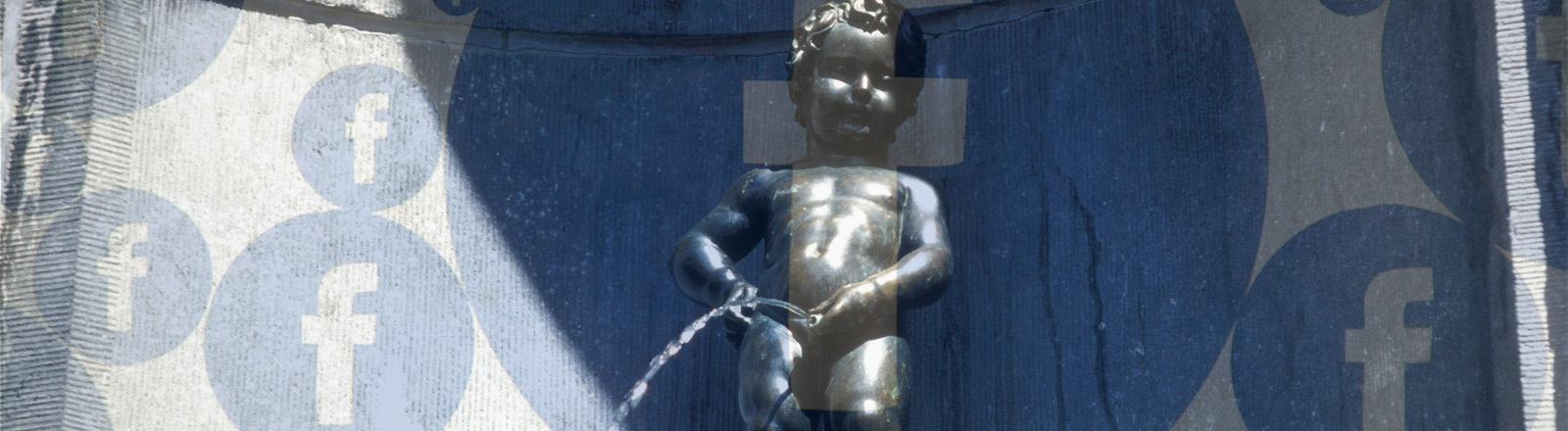 Symbolbild: Facebook-Urteil in Belgien