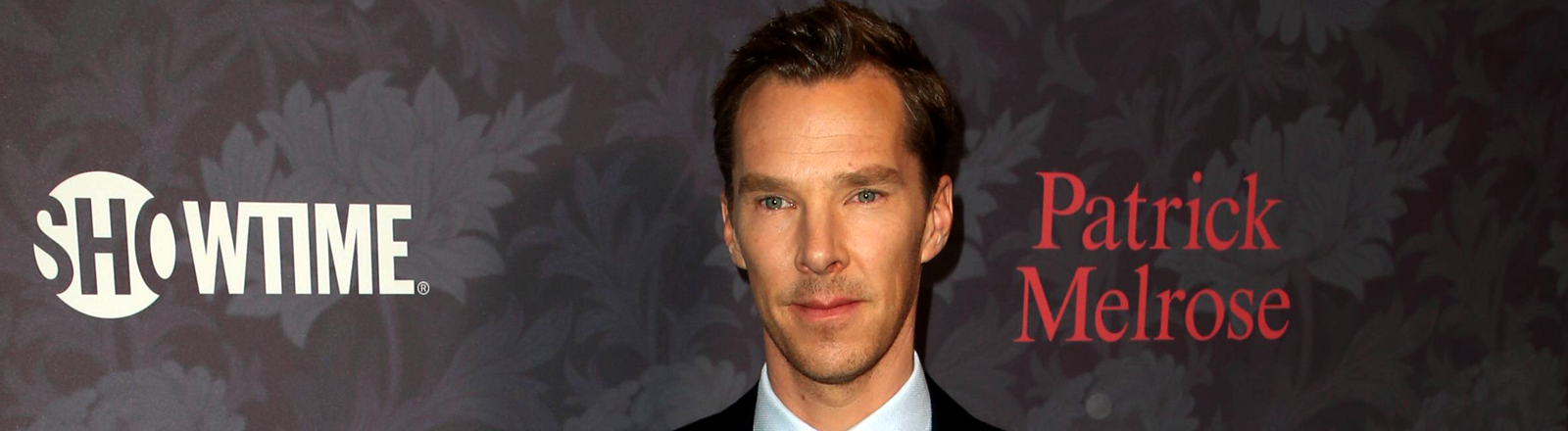 Der Schauspieler Benedict Cumberbatch bei der Premiere von Patrick Melrose