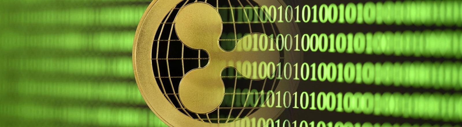 Symbolbild Kryptowährung