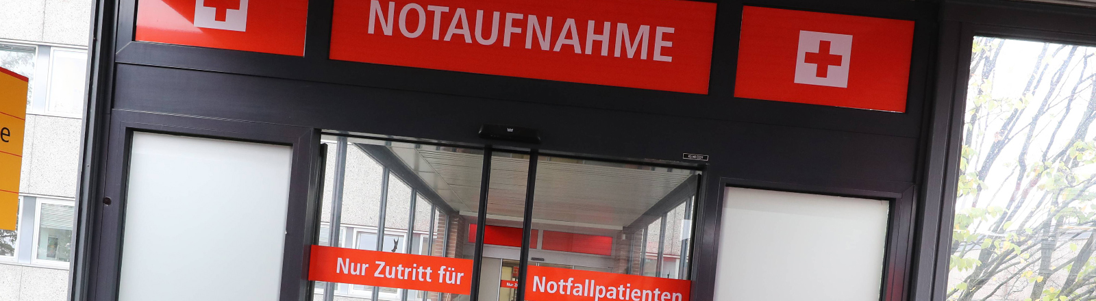 Notaufnahme der Medizinischen Hochschule Hannover