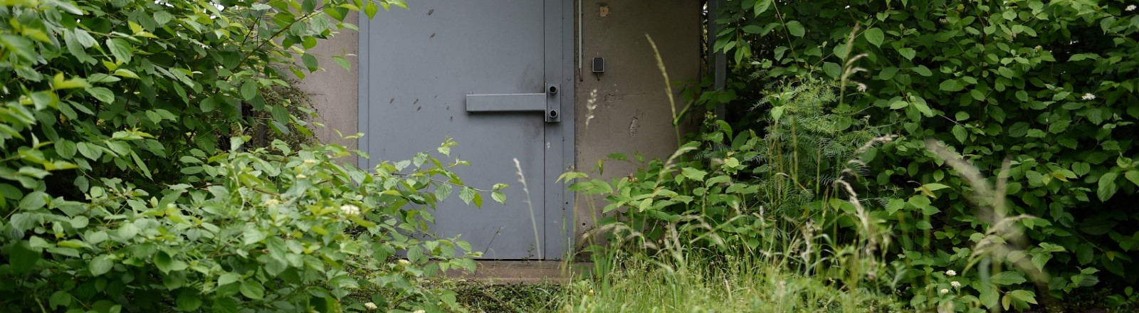 Atom-Schutz-Bunker der Stadtverwaltung Frankfurt