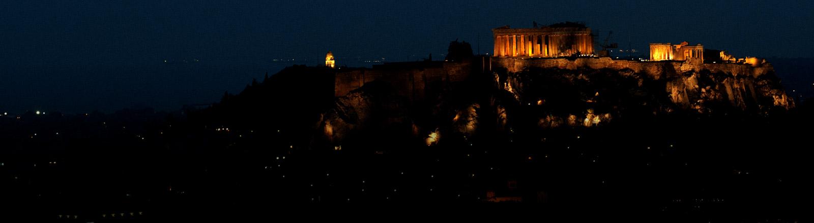 Akropolis in Griechenland