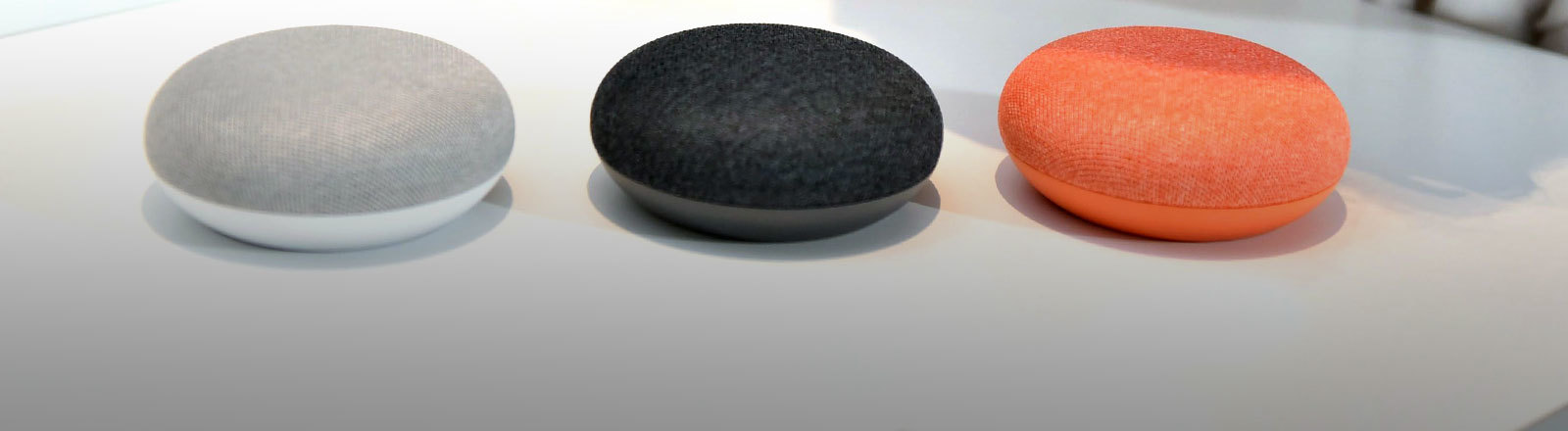 Das neue Assistenzsystem Google Home Mini