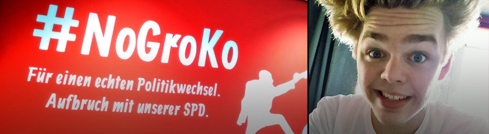 Sebastian Sieg, SPD-Mitglied