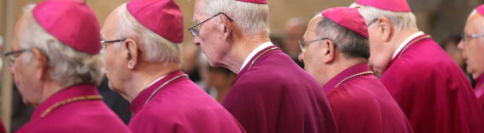 Bischöfe der katholischen Kirche