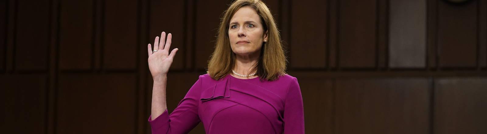 Bundesrichterin Amy Coney Barrett
