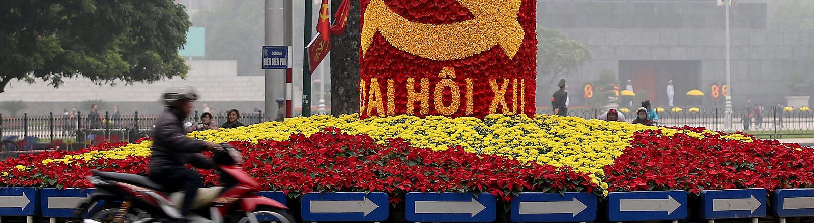 Hanoi Vietnam Verkehr