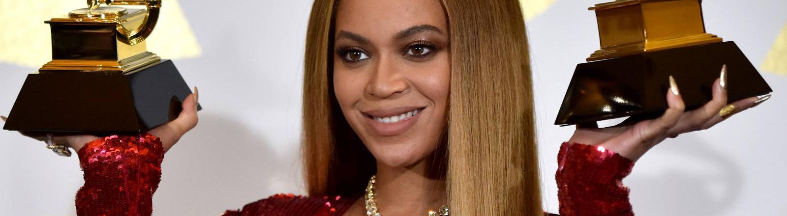 Beyoncé halt.