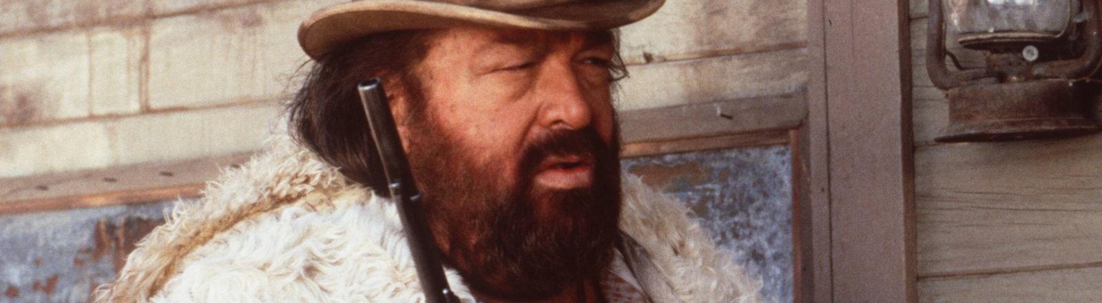 "Bud Spencer im Film ""Die Troublemaker"""
