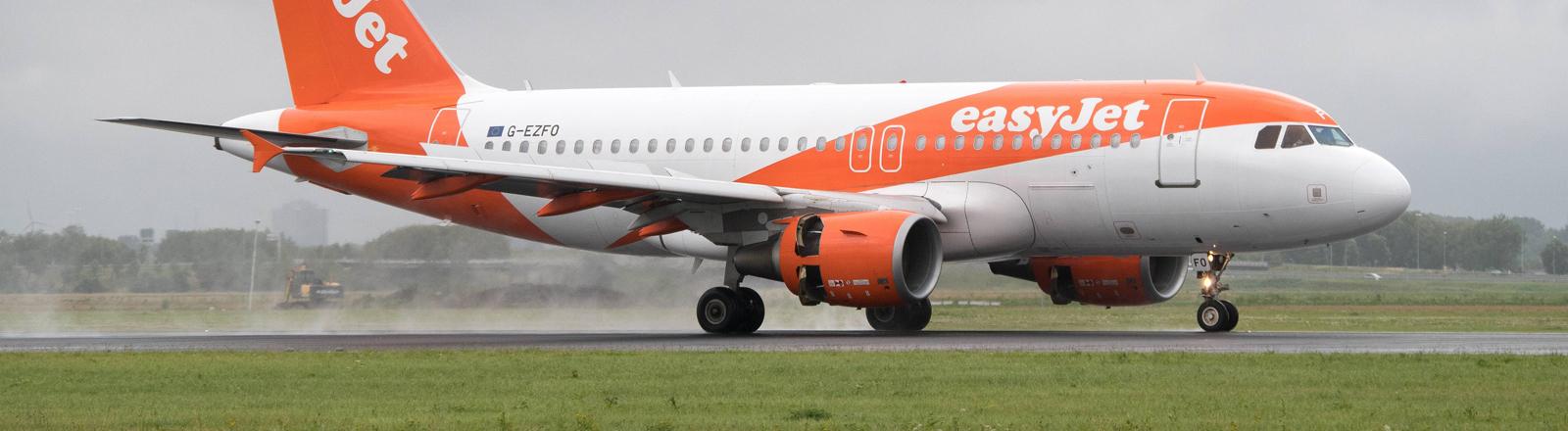 Easyjet-Flieger