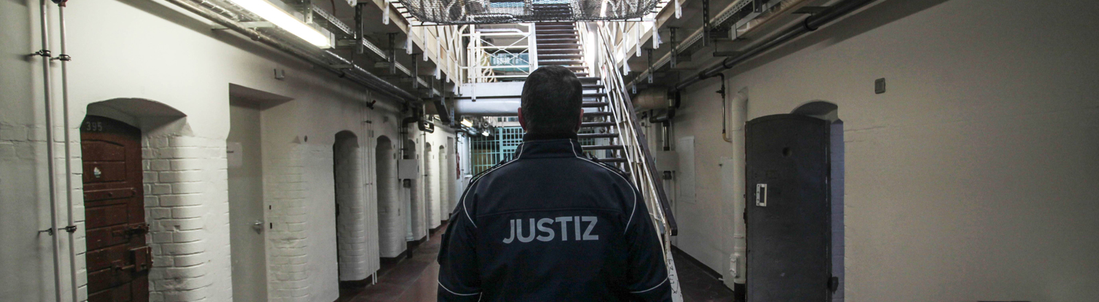 Die Justizvollzugsanstalt Berlin Tegel