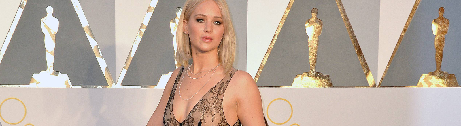 Jennifer Lawrence bei den Academy Awards 2016