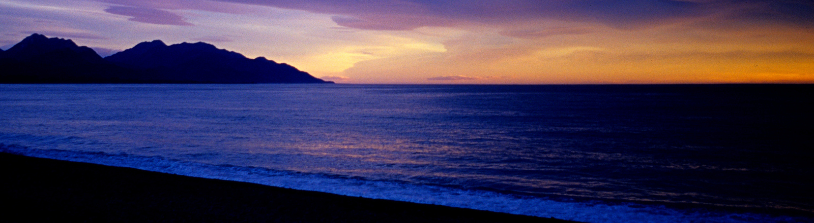 Der Pazifik bei den Osterinseln