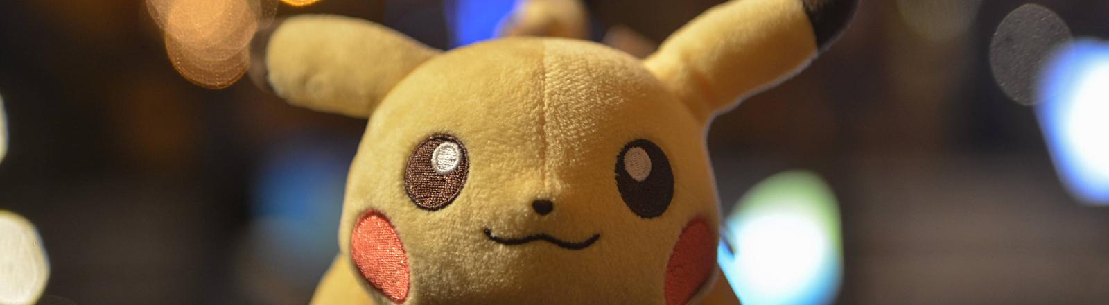 Pokémon-Figuren in Malaysia