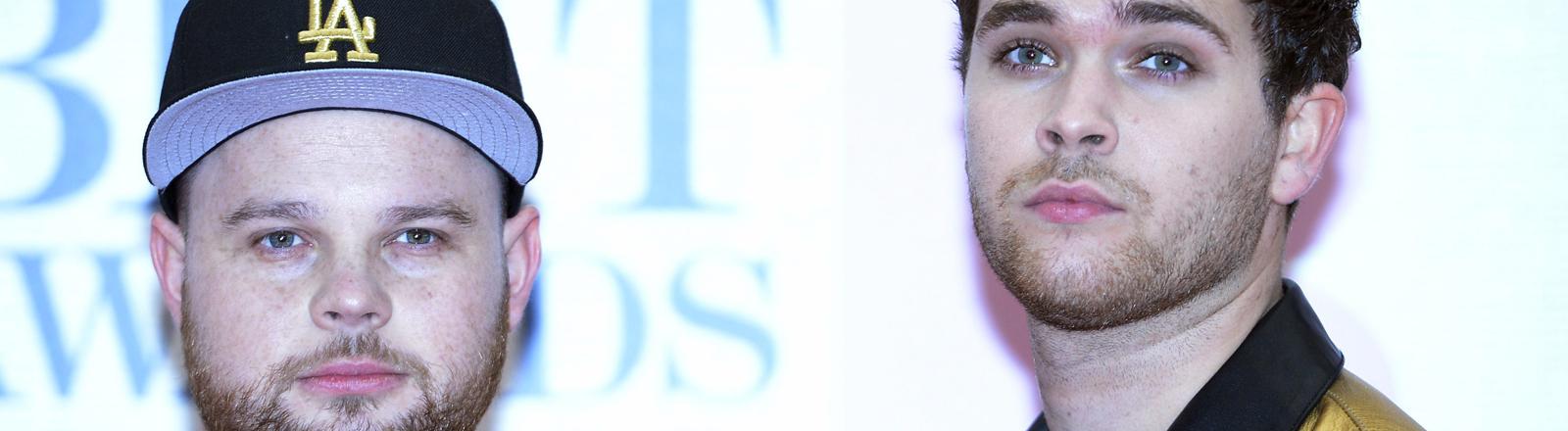 Royal Blood bei den Brit-Awards
