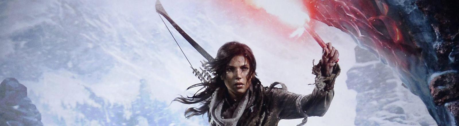 The Rise of Tomb Raider wird auf der Spielemesse E3 vorgestellt