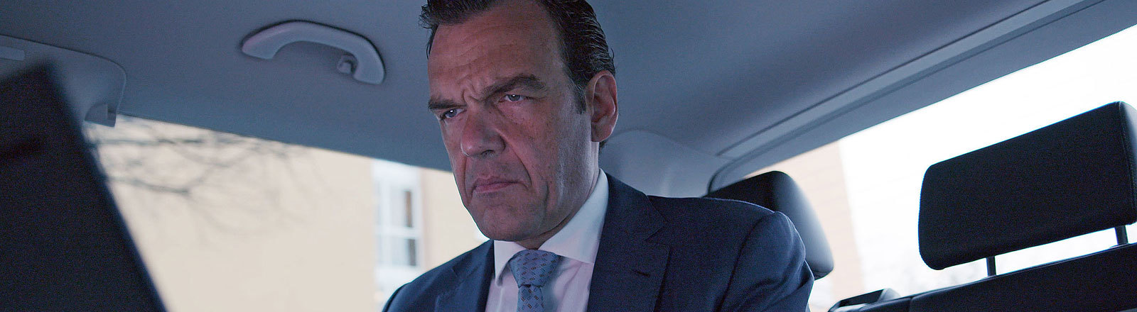 """Christoph Gröner, Bauunternehmer, in der ARD-Doku """"Ungleichland"""""""
