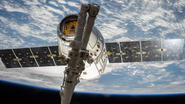 Erste Straftat auf der ISS?