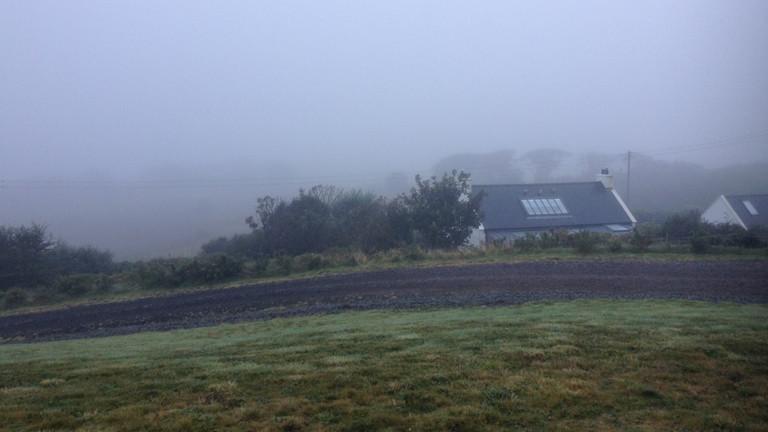 Nebel über der schottischen Isle of Sky (Sven Preger).