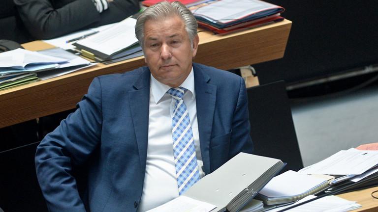 Berlins Regierender Bürgermeister Klaus Wowereit (SPD), aufgenommen am 16.10.2014 bei der 54. Sitzung des Berliner Abgeordnetenhauses in Berlin.