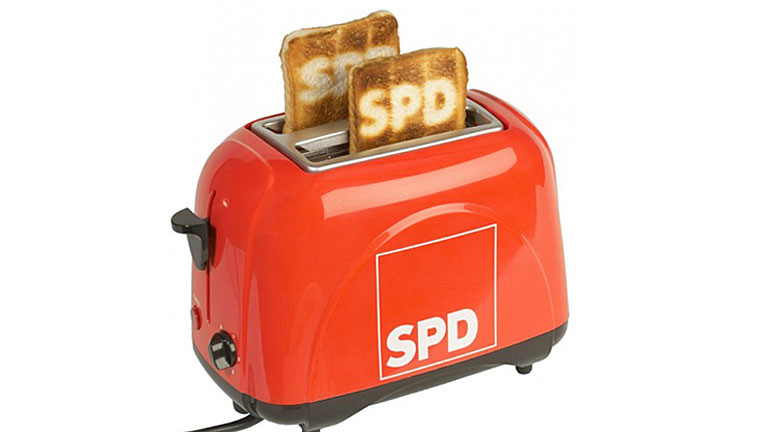 SPD-Toaster