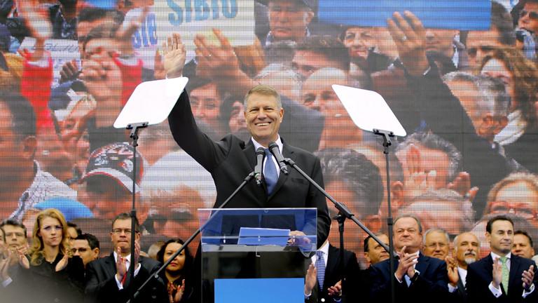 Klaus Johannis hat die Präsidentschaftswahlen in Rumänien gewonnen.