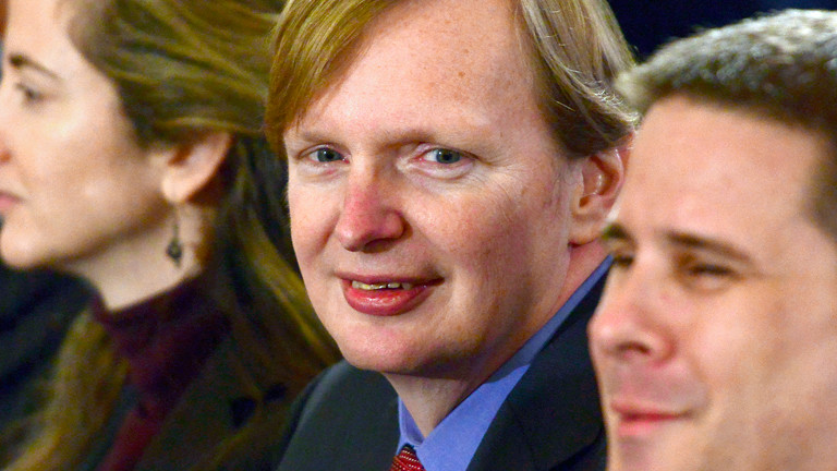Jim Messina war 2012 der Wahlkampfmanager von Barack Obama.