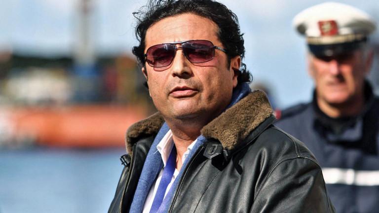 Der Kapitän der Costa Concordia Francesco Schettino am 27.02.2014.