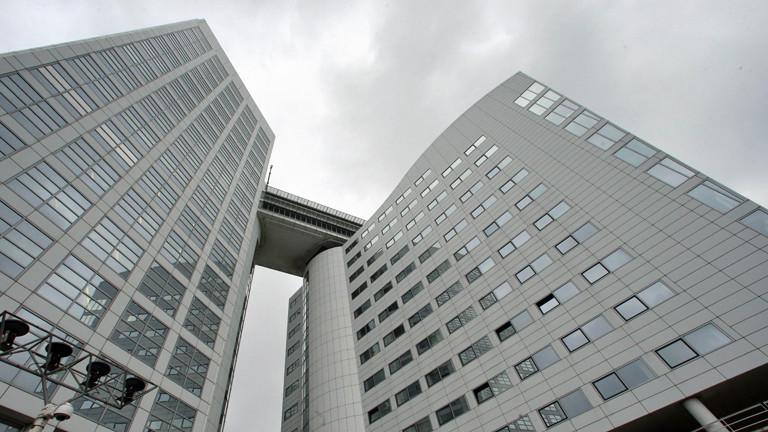 Der Internationale Strafgerichtshof in Den Haag.