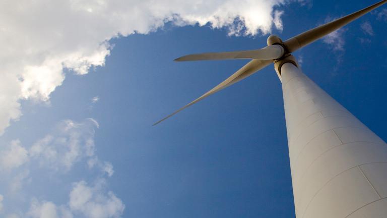 Es gibt kaum neue Windräder
