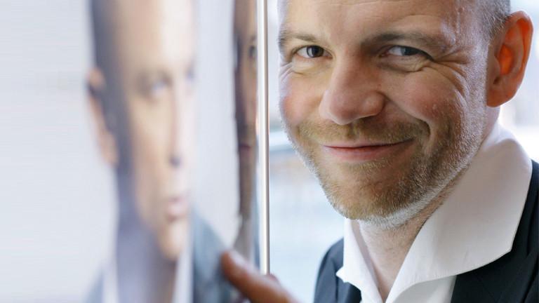 Der Schauspieler Dietmar Wunder.