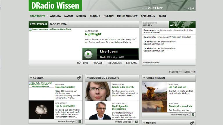 Screenshot Waybackmachine