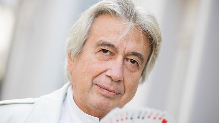 Michael Elinescu, Arzt und Bridge-Spieler