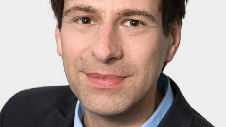 Porträtfoto: Holger Wicht von der Deutschen Aids-Hilfe; Foto: dpa