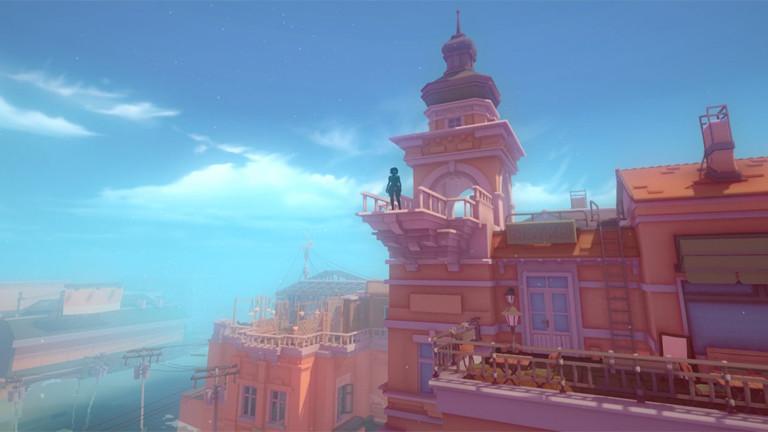 "Graphik aus dem Spiel ""Sea of Solitude"""