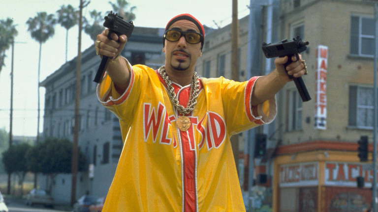 Sacha Baron Cohen als Gangster Ali G.