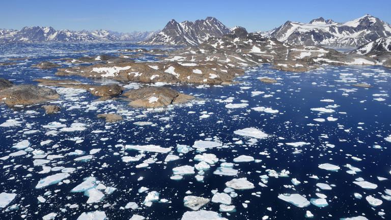 Grönland möchte Schmelzwasser verkaufen