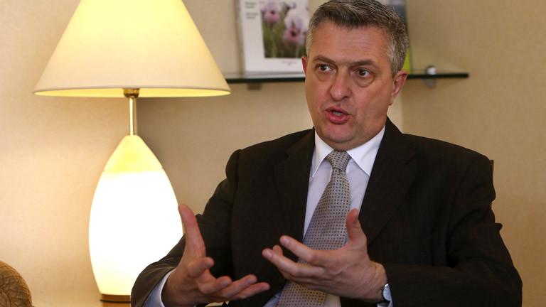 UN-Flüchtlingskommissar Filippo Grandi
