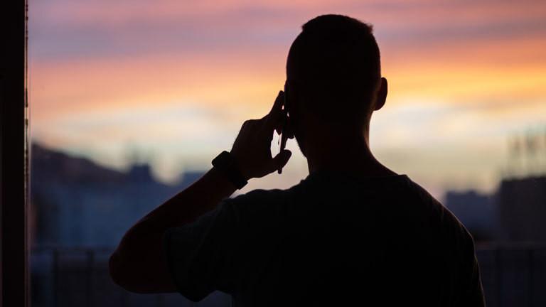 Wir telefonieren wieder länger