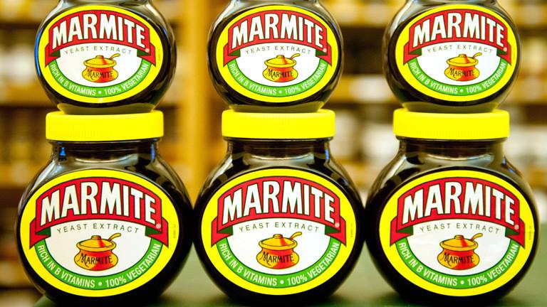 Foodies entdecken Hefe-Paste Marmite für sich