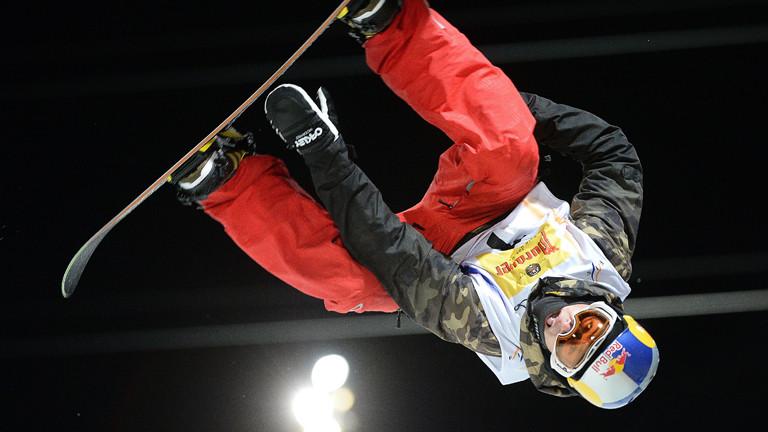 Tim-Kevin Ravnjak bei der Sowboard-WM in Kreischberg