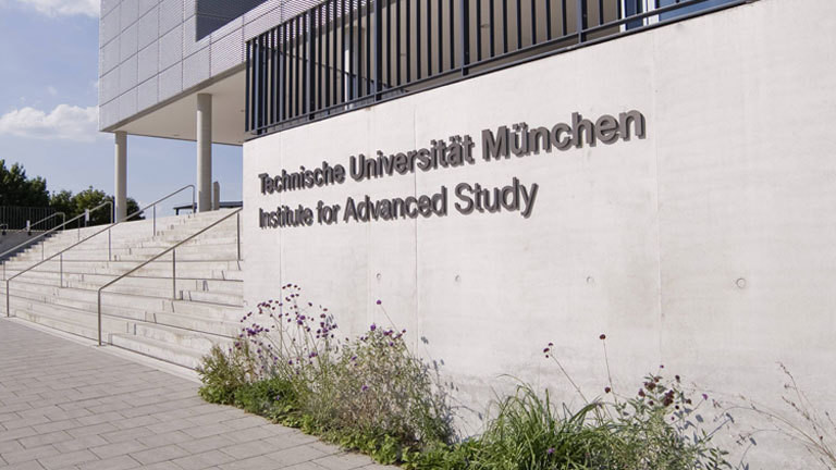 Technische Universität München, Eingangsbereich