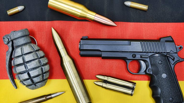 Deutsche Waffenhersteller