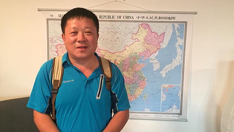 Chinesischer Unternehmer Ye Deliang